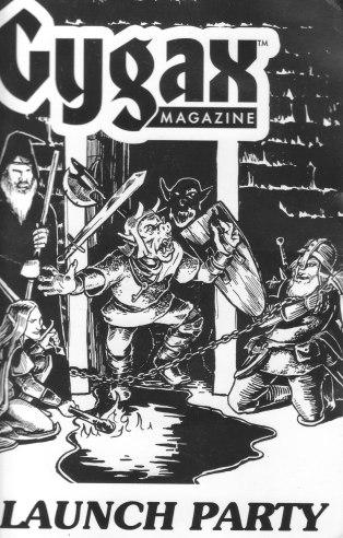 Gygax unboxing